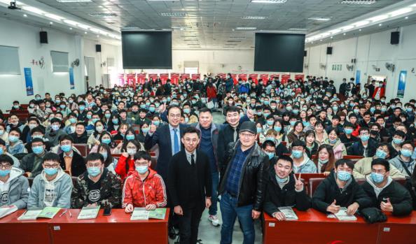 """百余家媒体聚焦新文道""""2022考研百万人公益讲座"""",超千万人参与"""